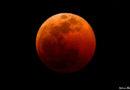 Eclipse totale de Lune, le 27 juillet 2018
