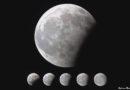 Eclipse partielle de Lune, du 7 août 2017