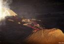 Eruption du 9 mars 1998