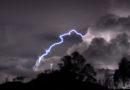 Cellule orageuse du 19 février 2009